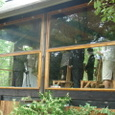 森の中の結婚式場
